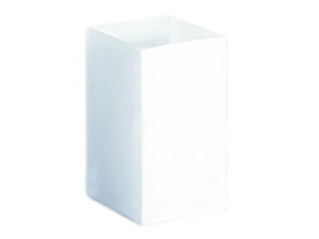 Klosz do lampy Cube biały Sanneli Design