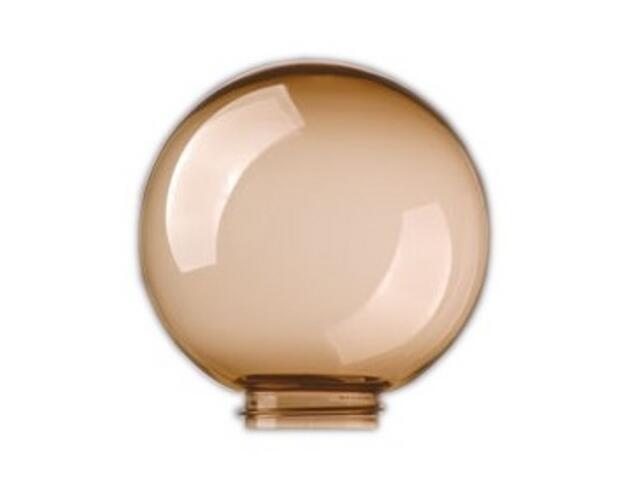 Klosz do lampy ASTER PLUS 200MM gwint bursztynowy Sanneli Design
