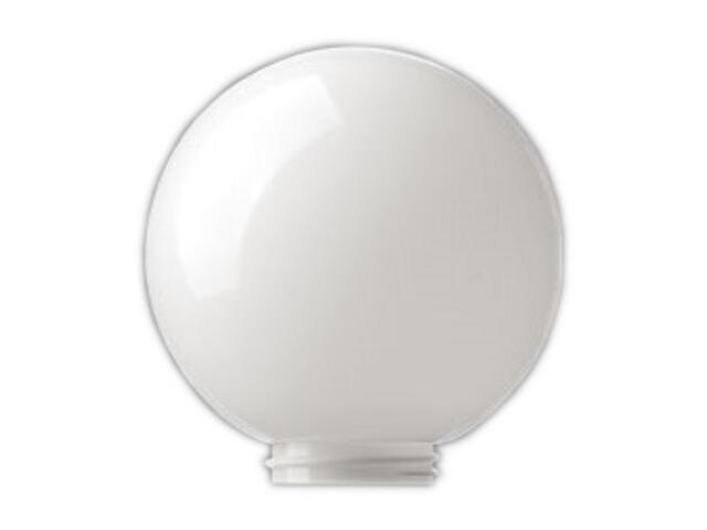 Klosz do lampy ASTER PLUS 250MM gwint mleczny Sanneli Design