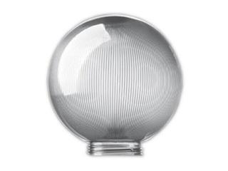 Klosz do lampy ASTER PLUS 250mm gwint bezbarwny Sanneli Design