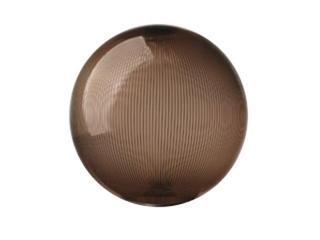 Klosz do lampy ASTER PLUS 250mm gwint bezbarwny, podpalany Sanneli Design