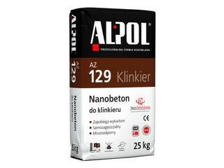 Zaprawa murarska Nanobeton do klinkieru AZ129 25kg Alpol