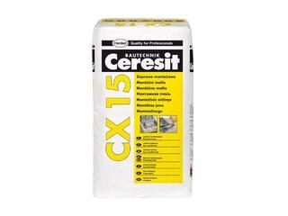 Zaprawa montażowa Ceresit CX15 25kg