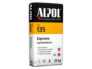 Zaprawa montażowa szybkowiążąca AZ131 25kg Alpol