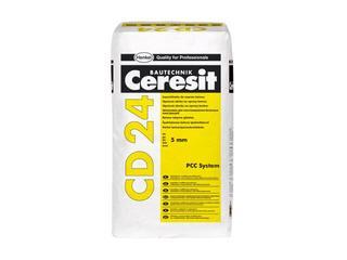 Zaprawa naprawcza Ceresit CD 24 szpachlówka do napraw betonu do 0,5mm 25kg
