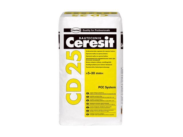 Zaprawa naprawcza Ceresit CD 25 5-30mm 25kg