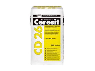 Zaprawa naprawcza Ceresit CD 26 30-100mm 25kg