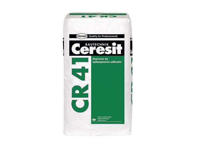 Zaprawa naprawcza Ceresit CR 41 25kg