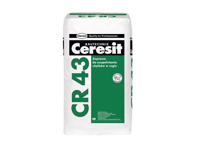 Zaprawa naprawcza Ceresit CR 43 25kg