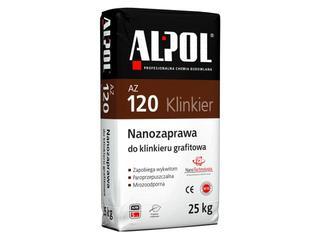 Nanozaprawa do klinkieru grafitowa AZ120 25kg Alpol