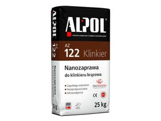 Nanozaprawa do klinkieru brązowa AZ122 25kg Alpol