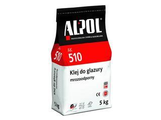 Zaprawa klejowa do płytek mrozoodporna AK510 5kg Alpol