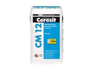 Zaprawa klejowa elastyczna do płytek Ceresit CM 12 25kg