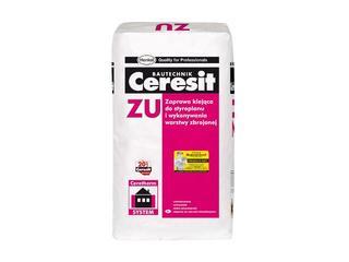 Zaprawa klejowa do ociepleń na styropianie Ceresit ZU 25kg