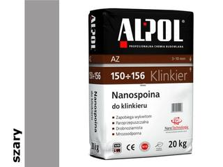 Spoina do klinkieru (3-10mm) szara AZ151 20kg Alpol