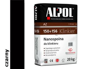 Spoina do klinkieru (3-10mm) czarna AZ155 20kg Alpol