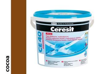 Spoina elastyczna Ceresit CE 40 cocoa 2kg