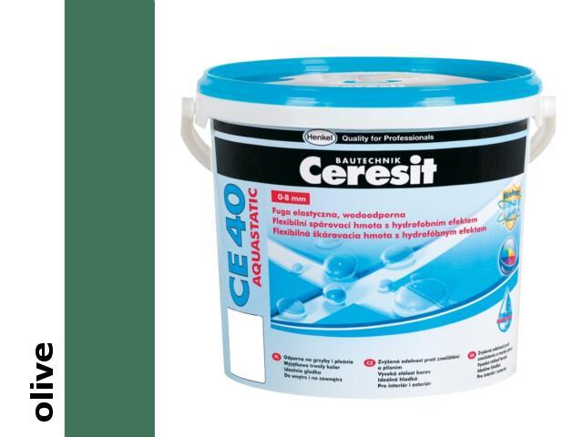 Spoina elastyczna Ceresit CE 40 olive 5kg