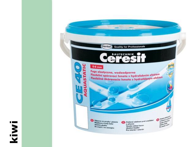 Spoina elastyczna Ceresit CE 40 kiwi 5kg