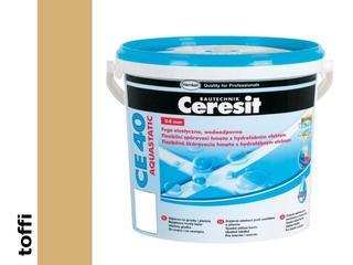 Spoina elastyczna Ceresit CE 40 toffi 5kg