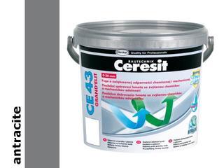 Spoina elastyczna Ceresit CE 43 antracite Grand'Elit 5kg