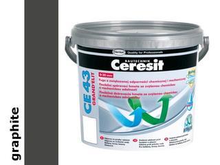 Spoina elastyczna Ceresit CE 43 graphite Grand'Elit 5kg