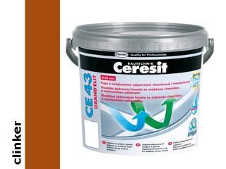 Spoina elastyczna Ceresit CE 43 clinker Grand'Elit 5kg