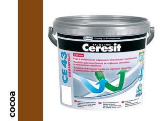 Spoina elastyczna Ceresit CE 43 cocoa Grand'Elit 5kg