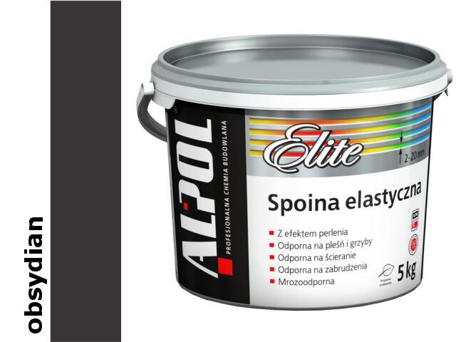 Spoina elastyczna Elite (2-20mm) obsydian ASE50 5kg Alpol