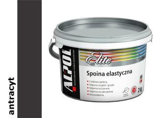 Spoina elastyczna Elite (2-20mm) antracyt ASE51 2kg Alpol