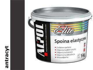 Spoina elastyczna Elite (2-20mm) antracyt ASE51 5kg Alpol