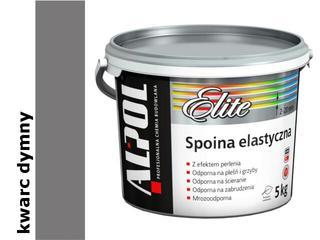 Spoina elastyczna Elite (2-20mm) kwarc dymny ASE52 5kg Alpol