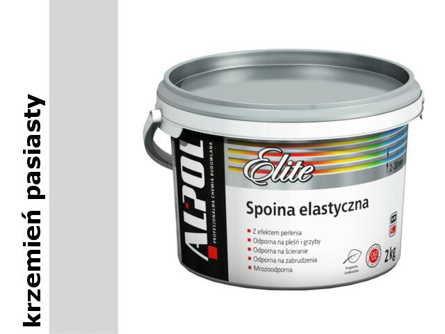 Spoina elastyczna Elite (2-20mm) krzemień pasiasty ASE54 2kg Alpol