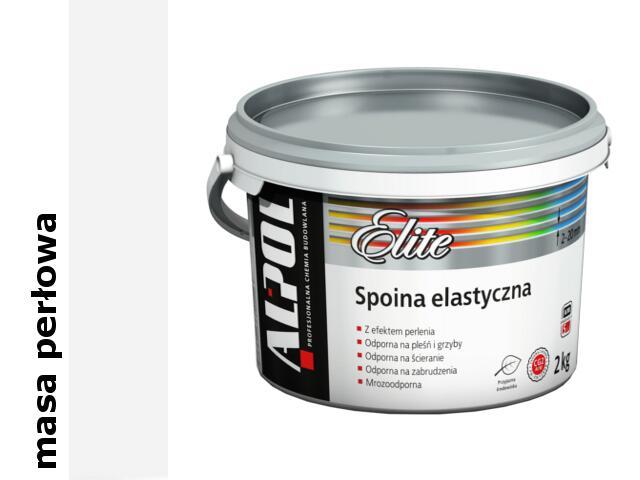 Spoina elastyczna Elite (2-20mm) masa perłowa ASE55 2kg Alpol