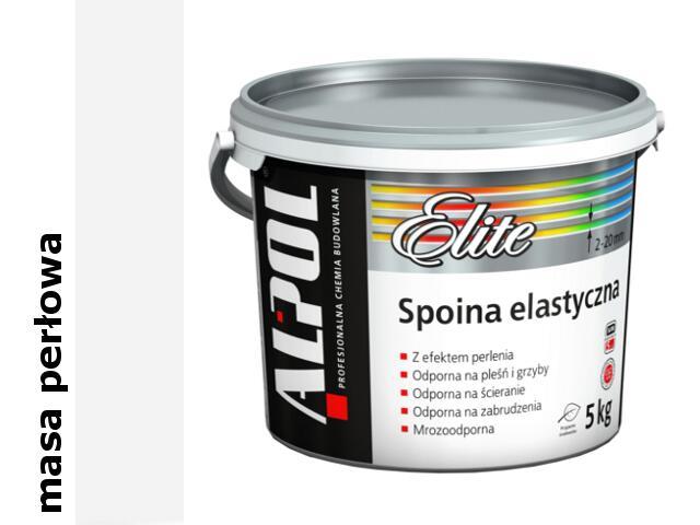 Spoina elastyczna Elite (2-20mm) masa perłowa ASE55 5kg Alpol