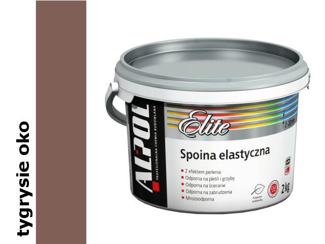 Spoina elastyczna Elite (2-20mm) tygrysie oko ASE57 2kg Alpol