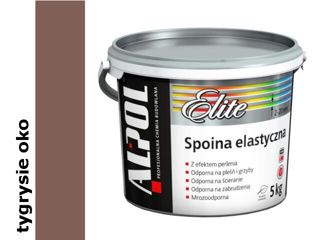 Spoina elastyczna Elite (2-20mm) tygrysie oko ASE57 5kg Alpol