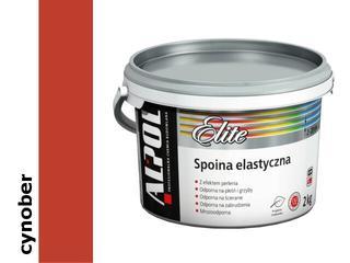 Spoina elastyczna Elite (2-20mm) cynober ASE58 2kg Alpol