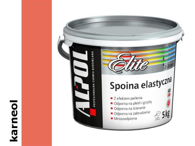 Spoina elastyczna Elite (2-20mm) karneol ASE59 5kg Alpol
