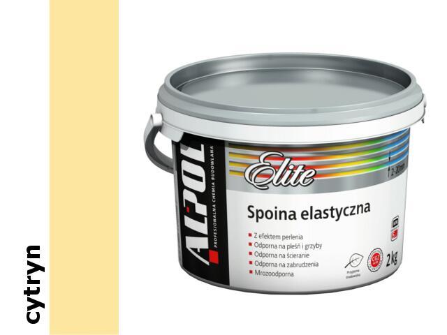 Spoina elastyczna Elite (2-20mm) limonit ASE61 2kg Alpol