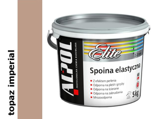 Spoina elastyczna Elite (2-20mm) topaz ASE62 5kg Alpol