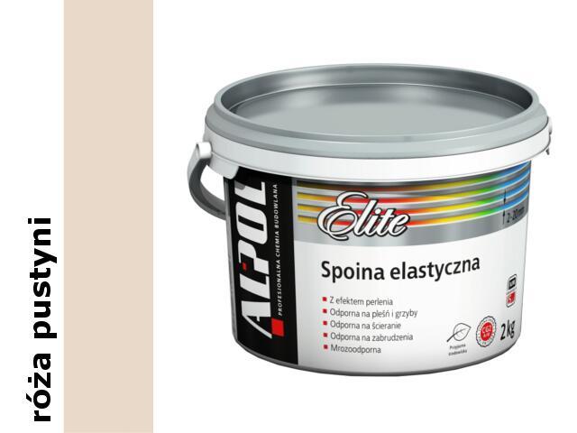Spoina elastyczna Elite (2-20mm) róża pustyni ASE63 2kg Alpol