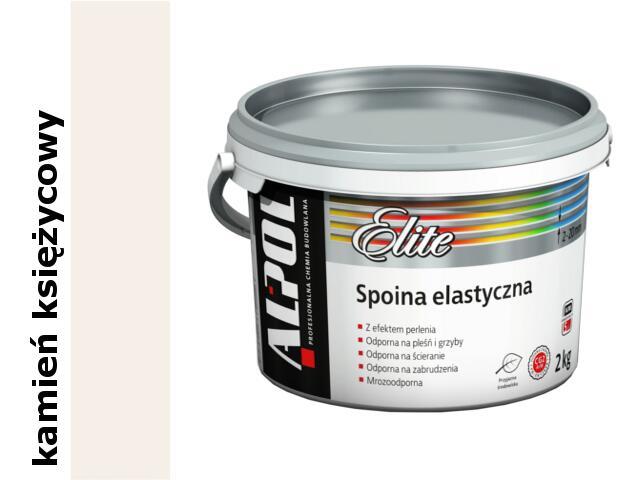 Spoina elastyczna Elite (2-20mm) kamień księżycowy ASE64 2kg Alpol