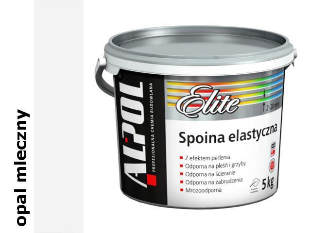 Spoina elastyczna Elite (2-20mm) opal mleczny ASE65 5kg Alpol