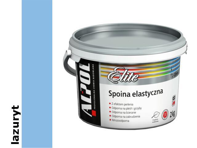 Spoina elastyczna Elite (2-20mm) lazuryt ASE68 2kg Alpol