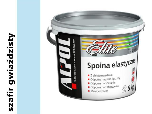 Spoina elastyczna Elite (2-20mm) szafir gwiaździsty ASE68 5kg Alpol