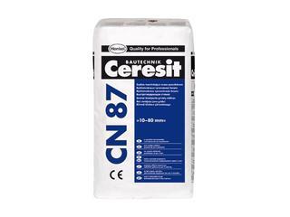 Posadzka podkładowa Ceresit CN 87 szybko twardniejąca 25kg