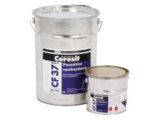 Posadzka samorozlewna Ceresit CF 37 epoksydowa A+B 20kg