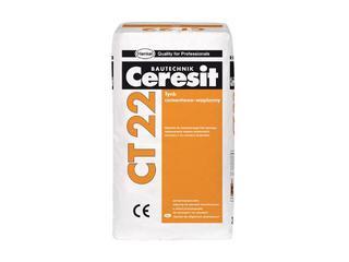 Tynk cementowo-wapienny Ceresit CT 22 30kg