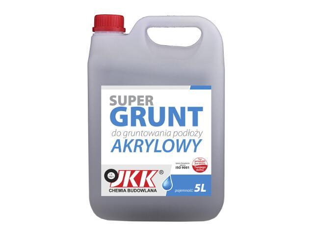 Grunt uniwersalny akrylowy 5L JKK